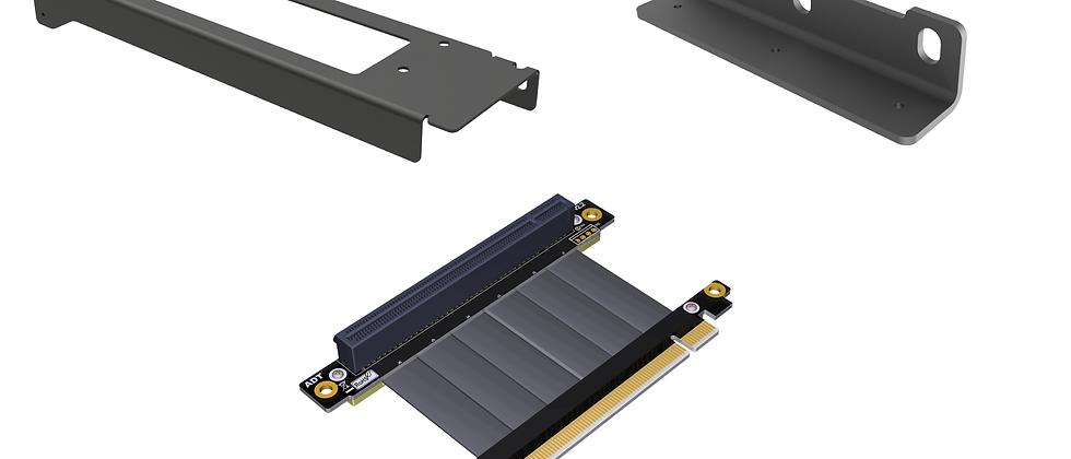 Upper GPU mount for N-ATX