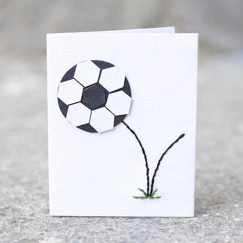 1173 - Football Card