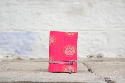 3285 - Medium notebook in fabric