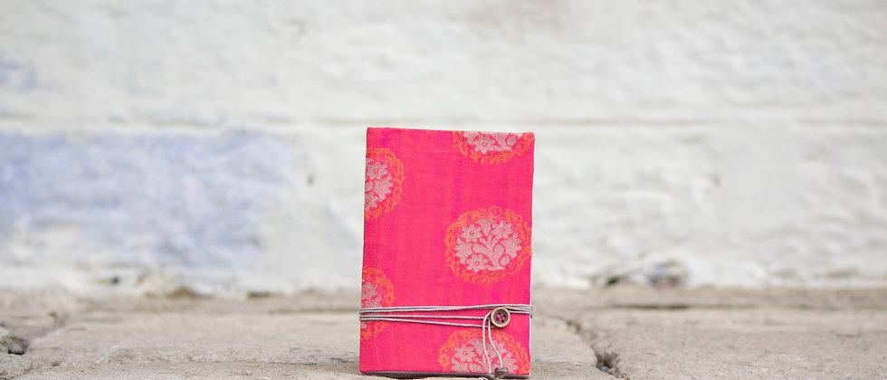 Medium notebook in fabric