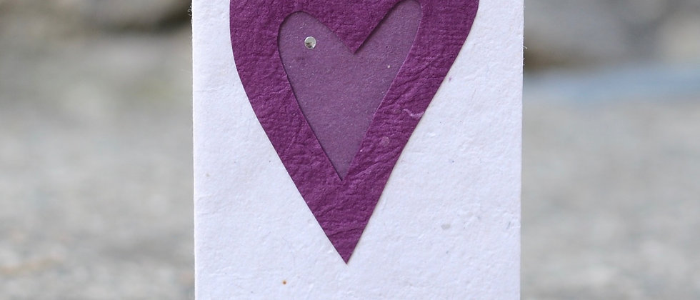 Small Heart Cutting