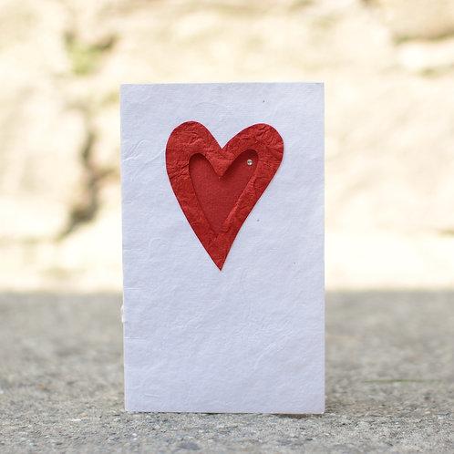 1150 -  Heart Cutting