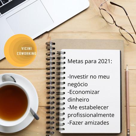 Aliar crescimento profissional e economia está entre as suas metas de 2021? Então se liga!