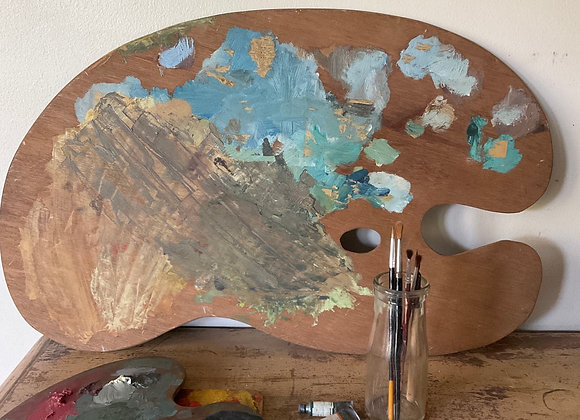 Large Artist's Palette