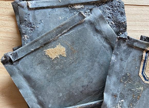 Zinc box fronts