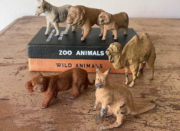 Taylor & Barret Lead Animals
