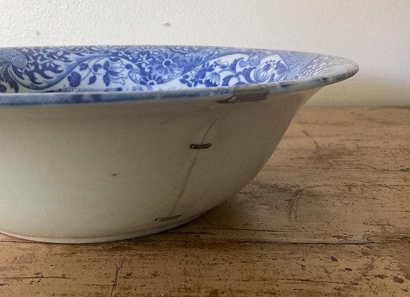 Staple Repaired Bowl