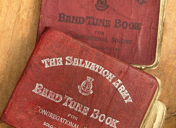 Salvation Army Band Music Books