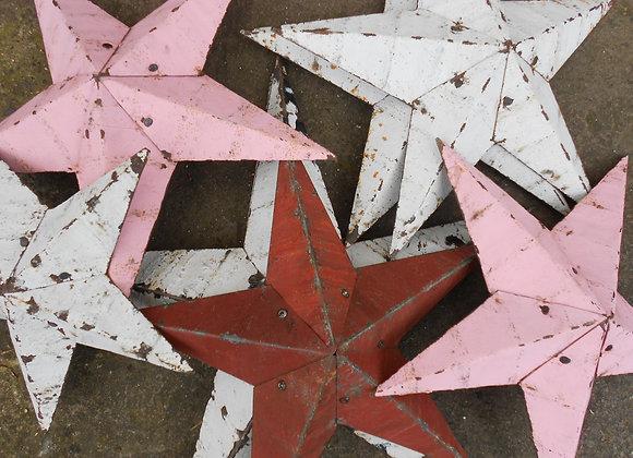 Amish Barn Star