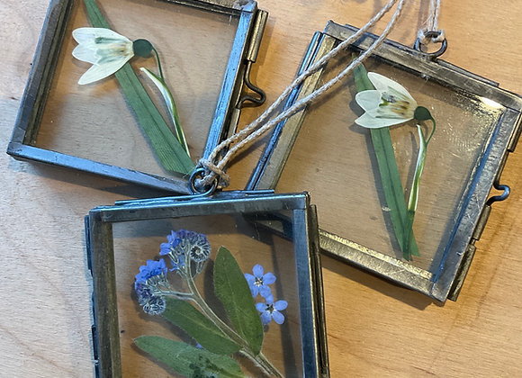 Zinc Mini Frames