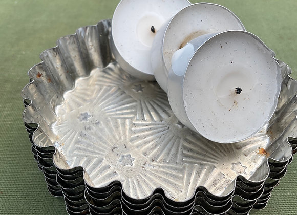 Embossed French Patisserie Tins