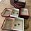Thumbnail: Filled Victorian Specimen Box