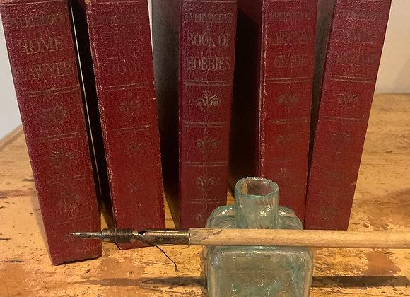 Odhams Book Set