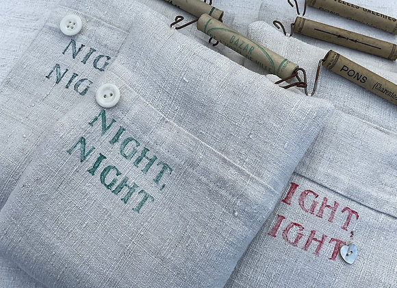French Linen Lavender Bags