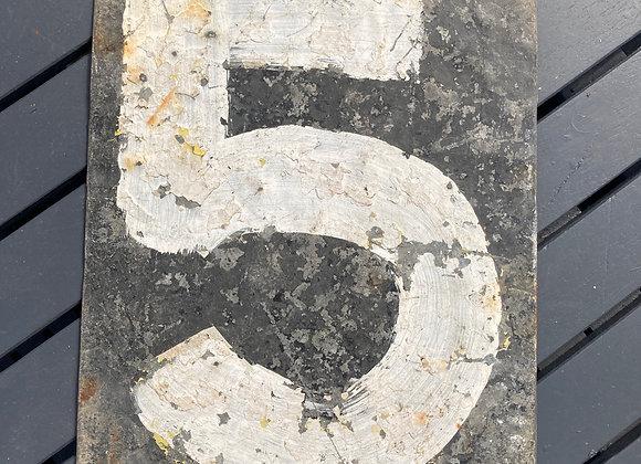 Large Metal Number