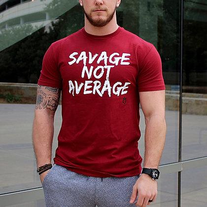 SAVAGE NOT AVERAGE