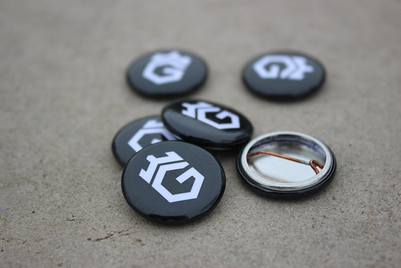 GYMPIRE BUTTON PACK