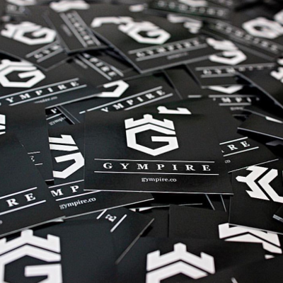 GYMPIRE STICKER PACK