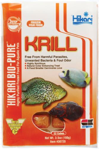 Hikari Bio Pure Krill Frozen Food