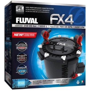 Fluval FX4 High Performance External Canister Filter