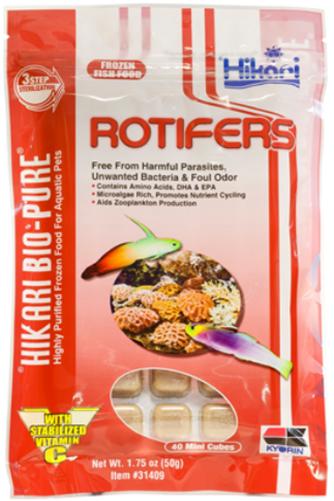 Hikari Bio-Pure Frozen Rotifer Food