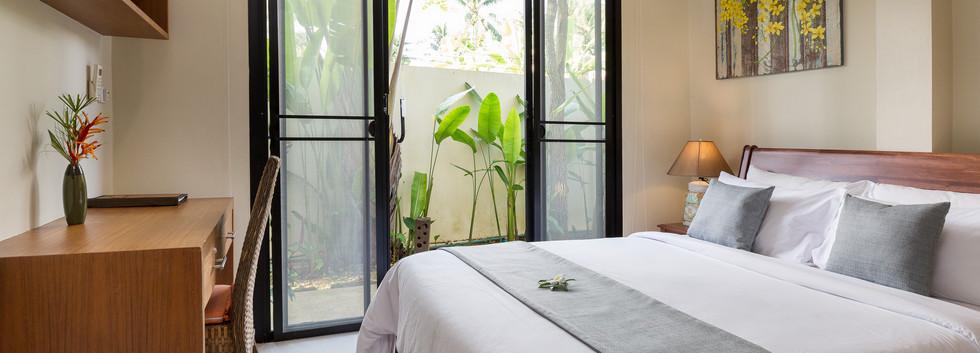 Samahita Retreat Room - Semi-Private bed