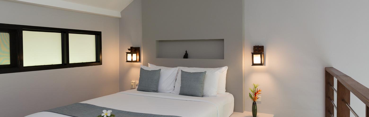 Samahita Retreat Room - Shared Loft Bedr