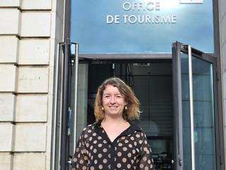 Clémence Payrot : « Dijinov a rendu l'Office de Tourisme plus efficace ! »