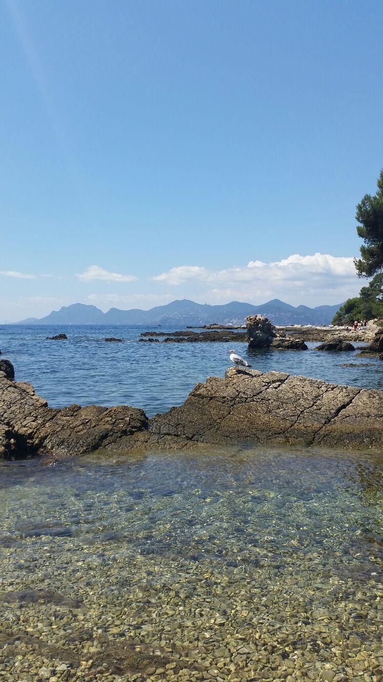 Ile Sainte-Marguerite Cannes