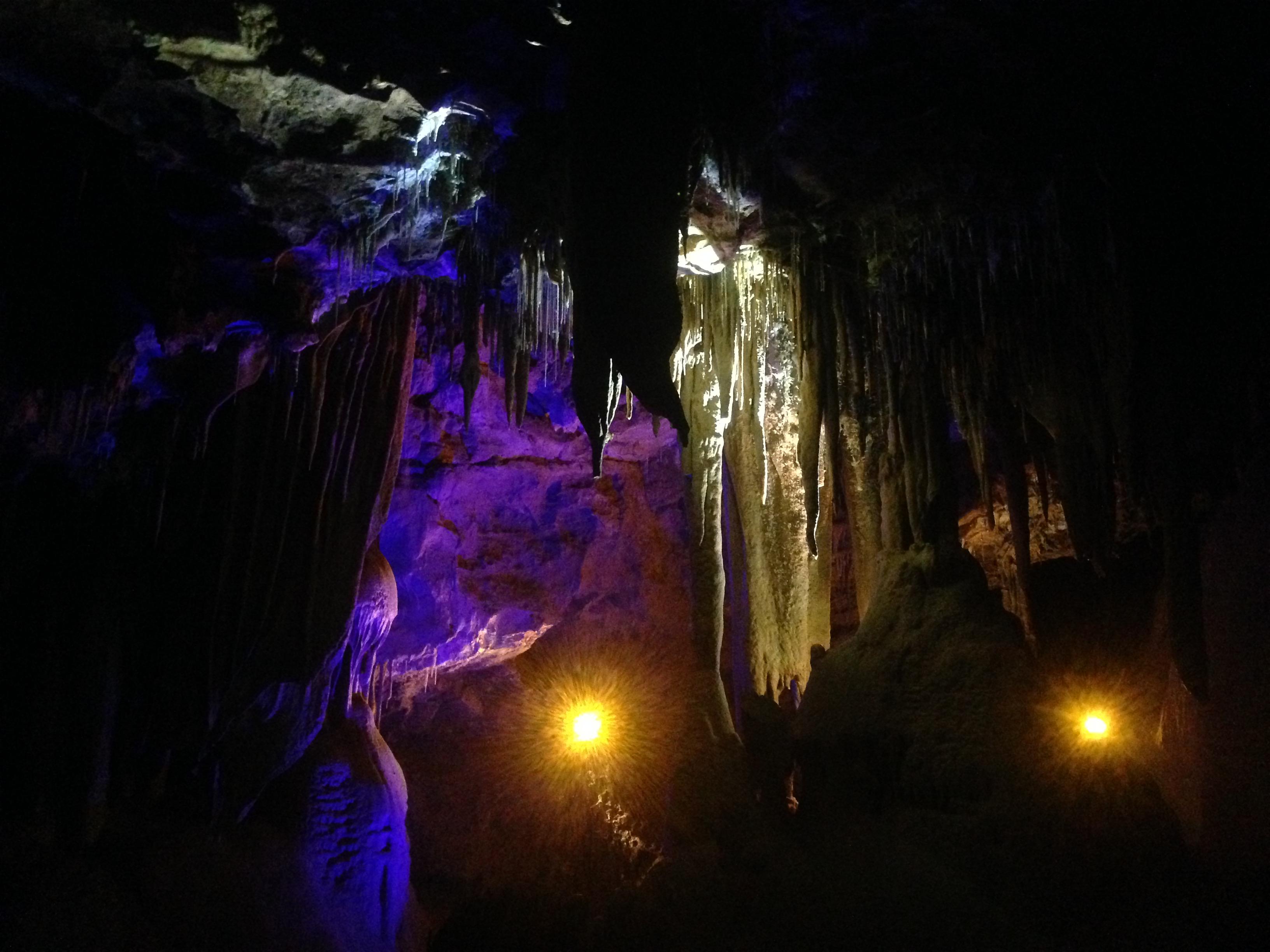 Grotte de Baume Obscure