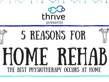 Five Reasons to Consider Home Rehabilitation