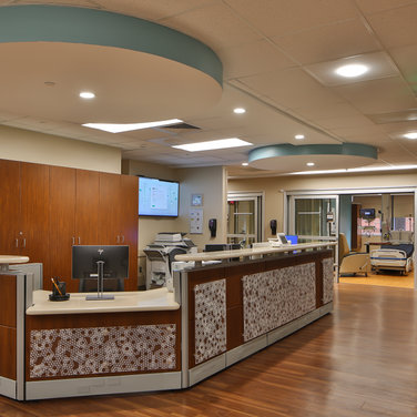 UAB Hospital Cardiopulmonary Critical Care ICU