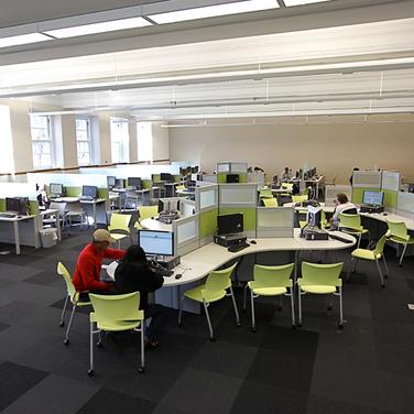 UA | Gorgas Library 1st & 3rd Floor Renovation