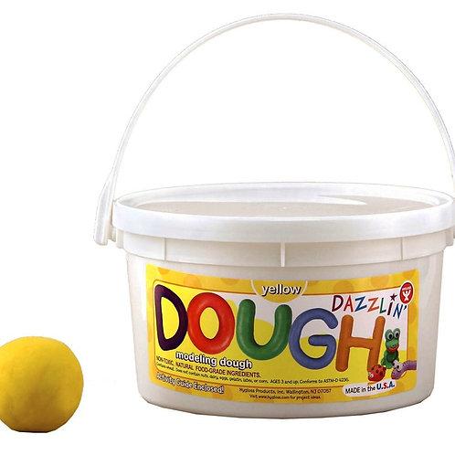 Dazzlin' Dough - 1 lb. Yellow, Scented