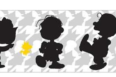 Peanuts® Touch of Class Border