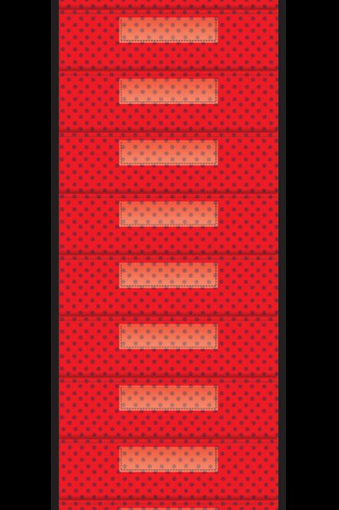 Superhero 10 Pocket File Storage Pocket Chart