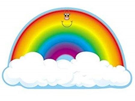 Rainbow Cutouts