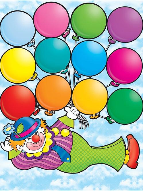 Clown Birthday