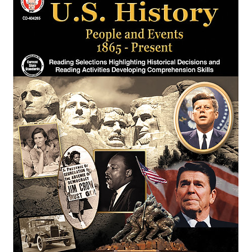 U.S. History Resource Book