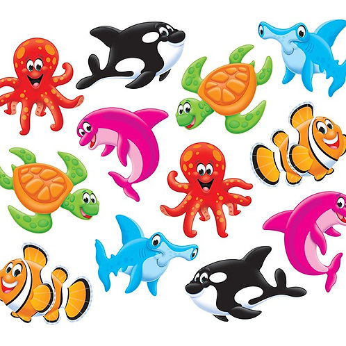 Sea Buddies™ Classic Accents® Variety Pack