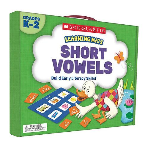 Learning Mats Short Vowels