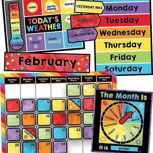 Celebrate Learning Calendar