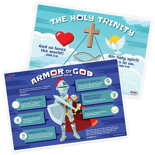 Armor of God/Holy Trinity