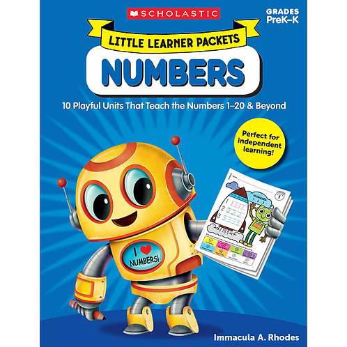 Little Learner Numbers