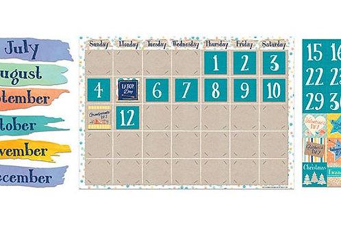 Confetti Splash Calendar Set