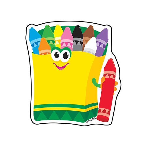 Crayons Mini Accents