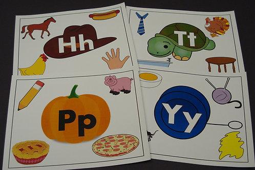 Phonics Fun Flashcards