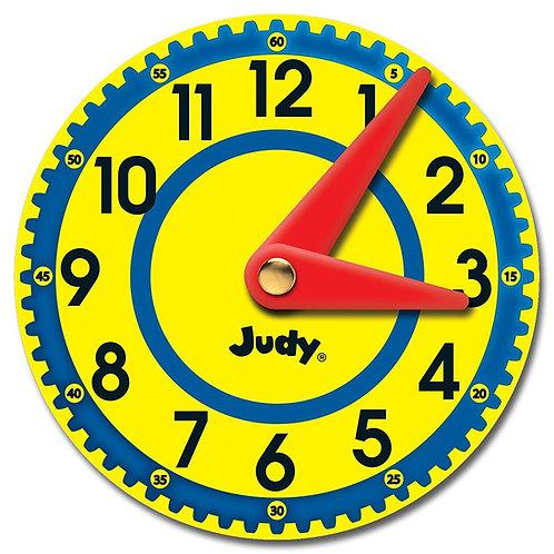 Judy® Clocks Curriculum Cut-Outs