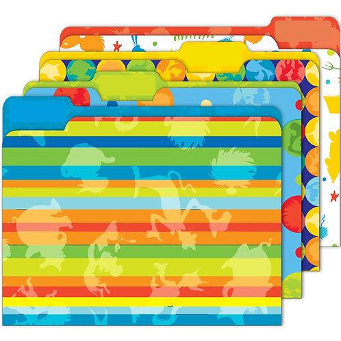 Dr. Seuss™ Spot on Seuss File Folders