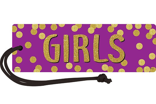 Confetti Magnetic Girls Pass
